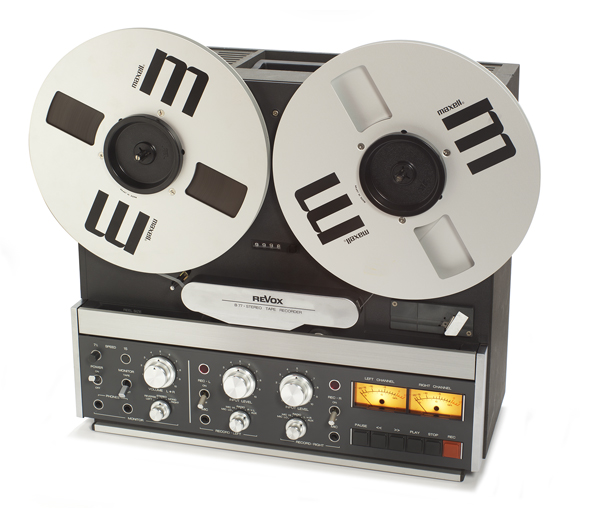 Revox A77 and B77 – Old School