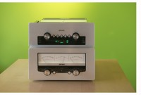 Audio Research GSPRE Preamp and GS150 Amp – PREVIEW