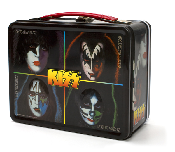 KISS Lunchbox