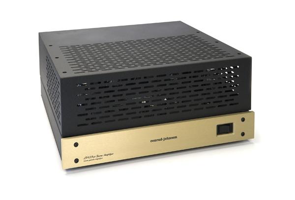 Preview: Conrad Johnson LP125sa Power Amplifier
