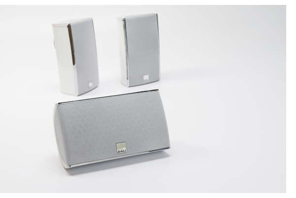 Dali Fazon Mikro 2 Speakers and Sub 1 Subwoofer