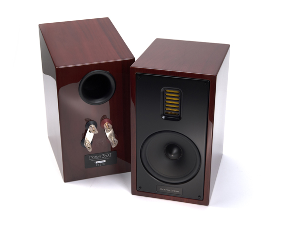 Many People Know MartinLogan For Its Svelte Even Avant Garde Looking Electrostatic Floorstanding Speakers Which Have Earned The Company A Large And