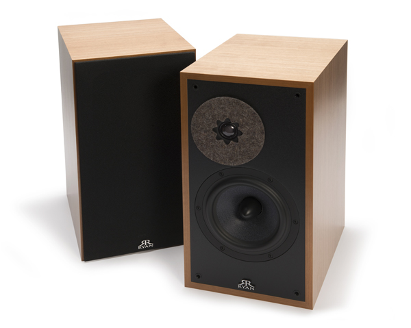 Ryan R-610 Speaker review by Rob Johnson