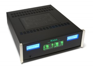 McIntosh C500 Control Center