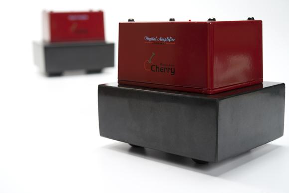 Digital Amplifier Company Cherry Maraschino Monoblocks