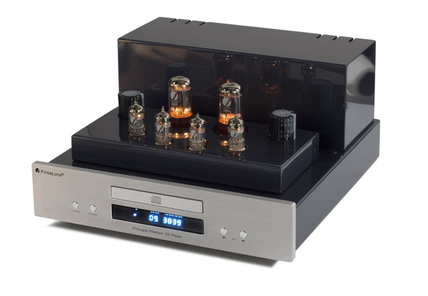 Prima Luna ProLogue Premium CD Player