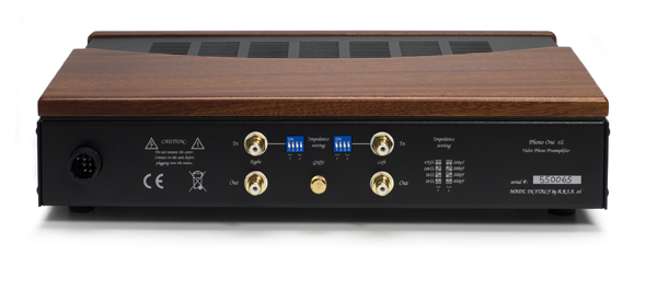 unison research phono one valve phonostage � analogaholic