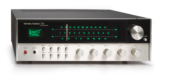 harman kardon receiver vintage. when i was graduating from high school in 1976, what wanted most a harman kardon 730, pair of jbl l100s and technics sl1200 turntable. receiver vintage