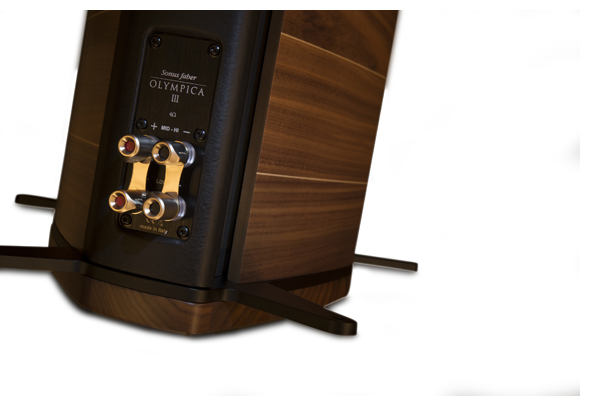 Sonus Faber Olympica III review by Rob Johnson ToneAudio