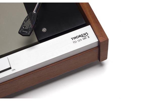 Thorens Td 125 Turntable Old School Toneaudio Magazine