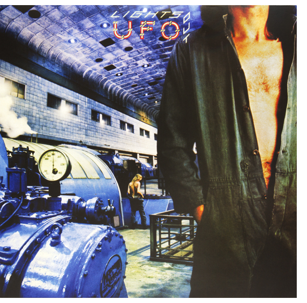 Ufo Lights Out Analogaholic Vinyl Toneaudio Magazine