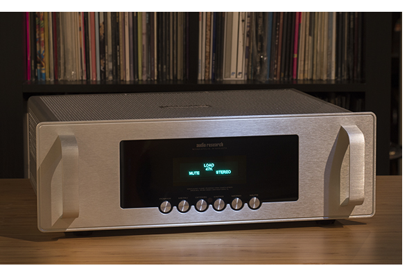 The Audio Research PH9