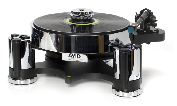 Oracle delphi turntable