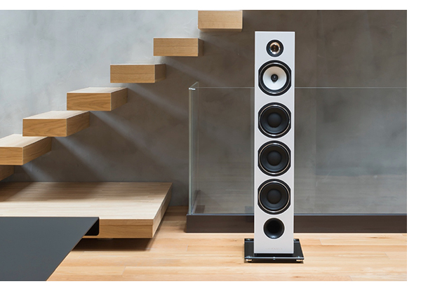 The New Australe EZ Speaker From Triangle