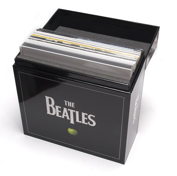the beatles the beatles stereo box set. Black Bedroom Furniture Sets. Home Design Ideas