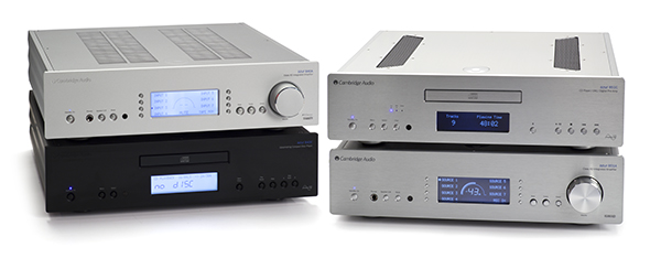 The Latest Flagship Components From Cambridge Audio