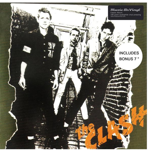Αποτέλεσμα εικόνας για THE CLASH-The Clash vinyl