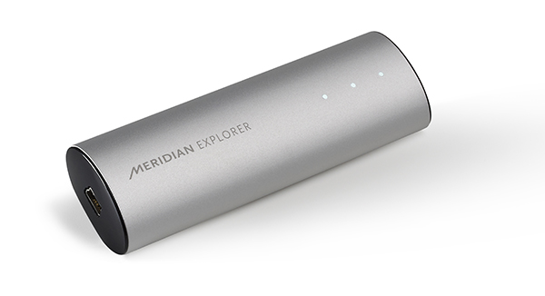 Meridian Audio's Explorer
