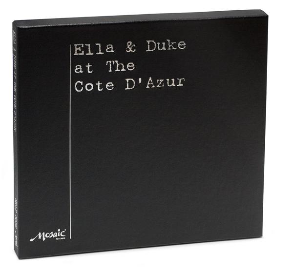 Ella Fitzgerald And Duke Ellington Ella And Duke At The