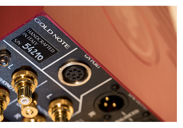 The Gold Note PH-10 Phonostage – Analogaholic, Phonostages