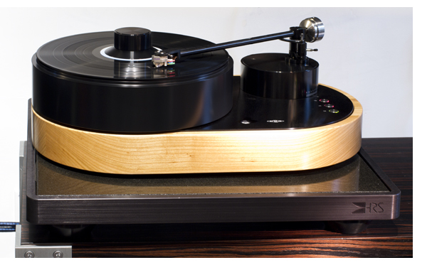 Adding the HRS Platform to the AMG V-12 Turntable