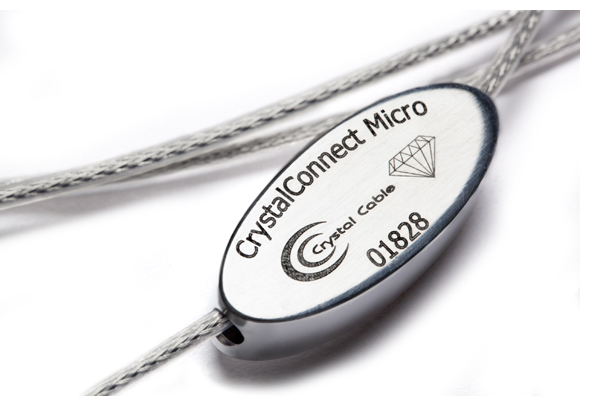 Crystal Cable Micro Diamond Cables – Reviews   TONEAudio MAGAZINE