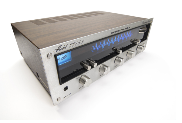 Marantz 2215B Receiver – Old School | TONEAudio MAGAZINE