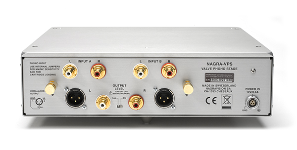 REVIEW: Nagra VPS Phonostage