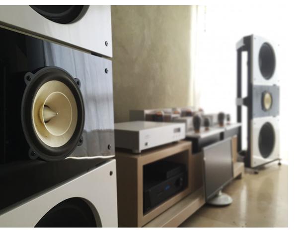 Pure Audio Project – Trio 15 Horn – Reviews   TONEAudio MAGAZINE