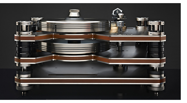 The Kronos Turntable