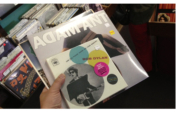 How about Record Store Month?