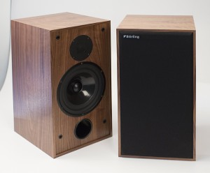 New Speakers From Stirling Broadcast