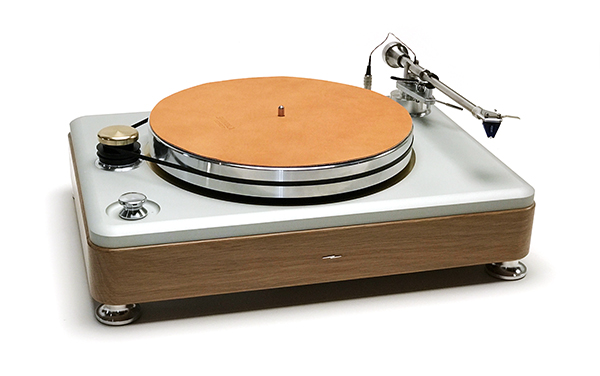 The Shinola Runwell Turntable