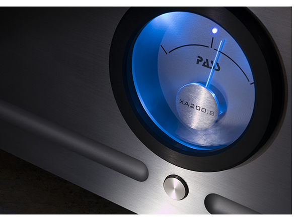 The Pass Labs XA200.8 Monoblocks