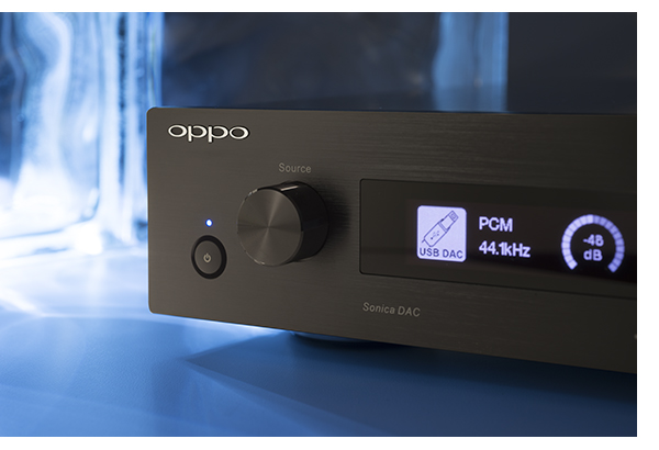 Oppo's latest: Sonica