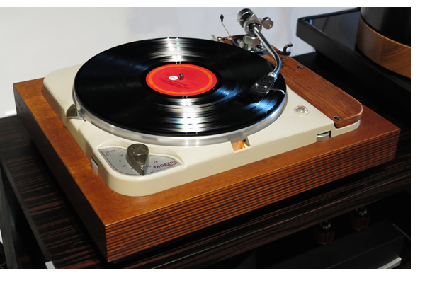Thorens TD-124: Part two