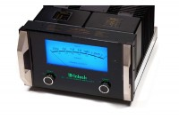 The McIntosh MC1.2KW Power Amplifiers