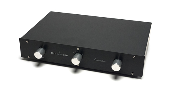 The Sonneteer Alabaster Integrated Amplifier