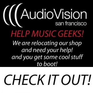 Help Audio Vision SF move!