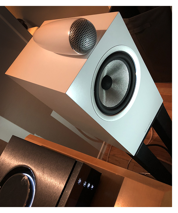 The 705 S2 from Bowers & Wilkins