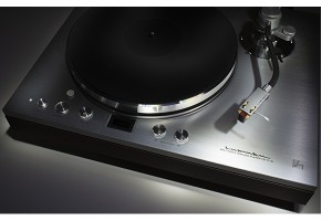 The Luxman PD-171A Turntable