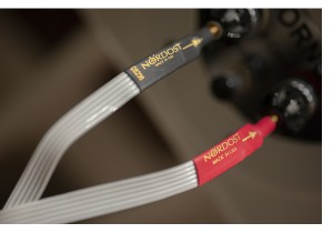 White Lightning Speaker Cable by Nordost