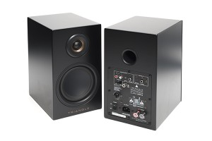 The Triangle LN-01A Powered Speakers