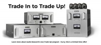 Trade Up Program at Audio Research!
