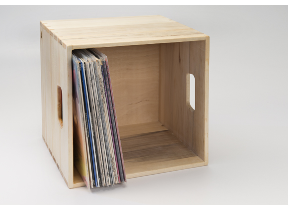 Steidle Woodworking Record Crates Style Toneaudio Magazine