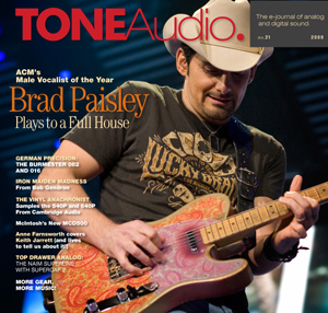 TONEAudio Magazine Issue 21