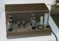 Marantz 8B project…
