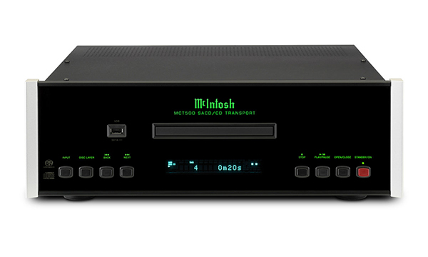 New Disc Transport From McIntosh