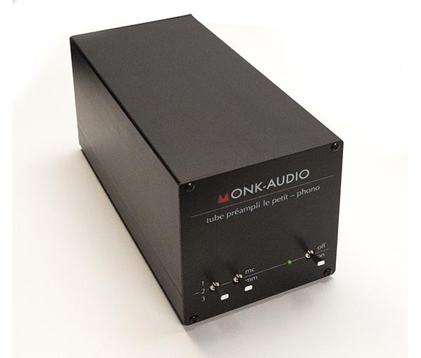 First Impression: Monk-Audio Tube Preampli-le petit
