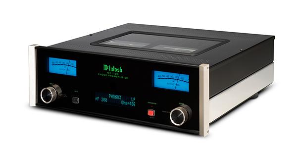 The McIntosh MP1100 Phono Preamplifer